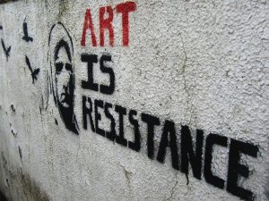art-is-resistance